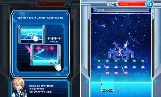 打方塊VS太空侵略者