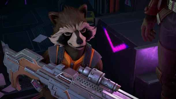 Guardians of the Galaxy – Under Pressure