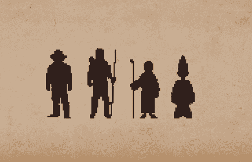 Character Design in Silhouette