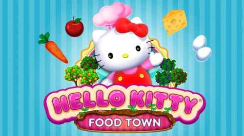 Hello Kitty美食小鎮