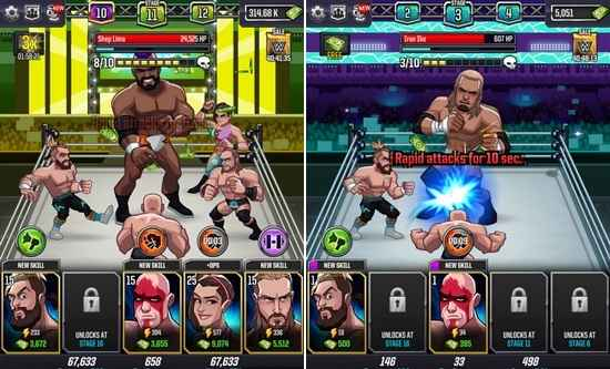 WWE:狂热摔角