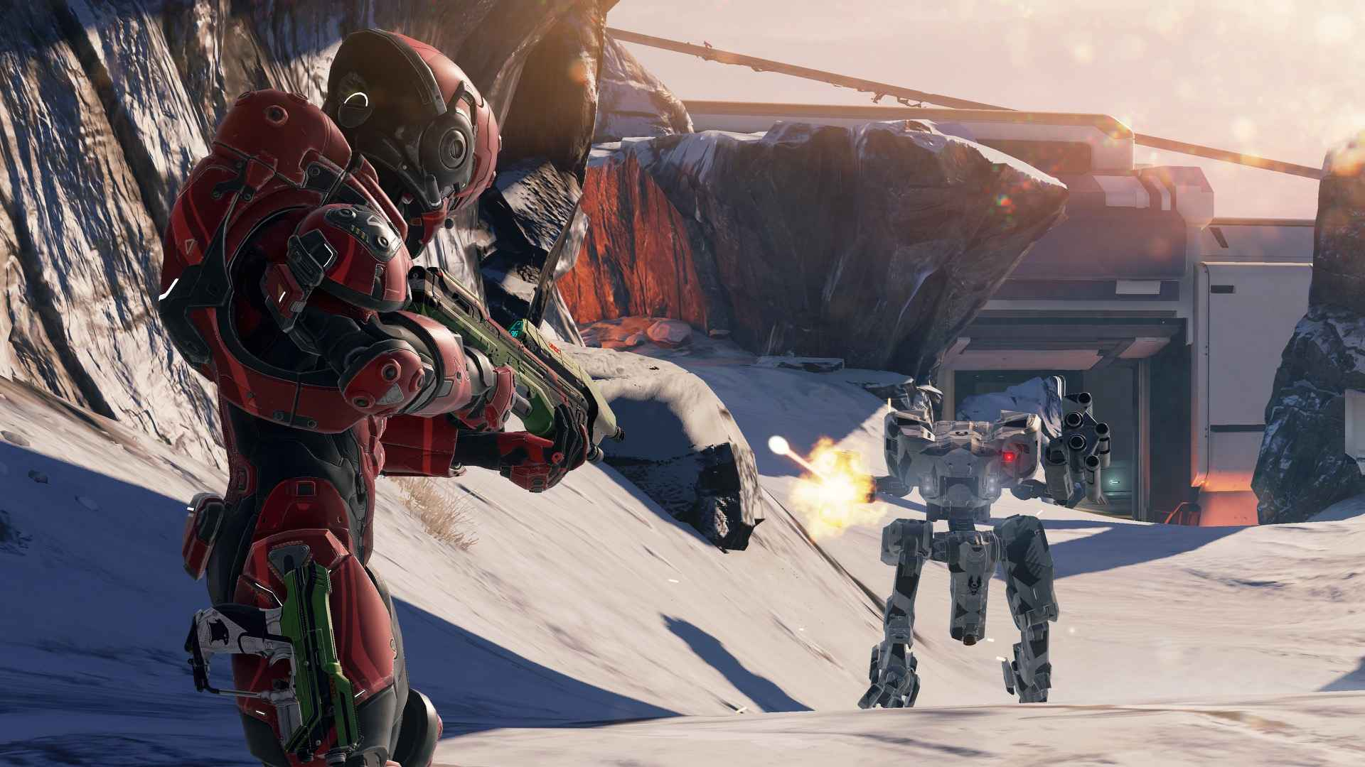 Halo 5 Is Removing A Multiplayer Playlist Very Soon