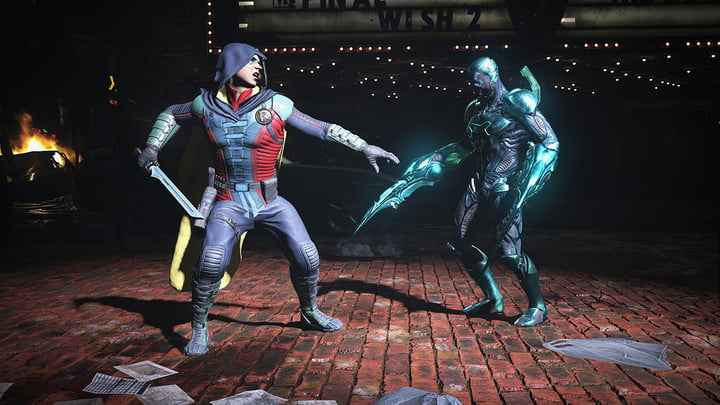 'INJUSTICE 2' REVIEW