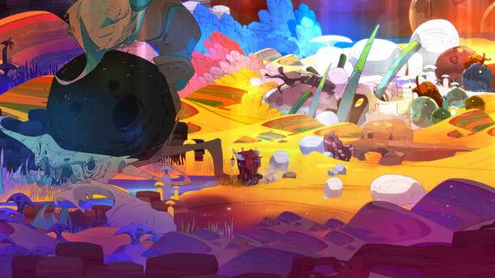 'PYRE' REVIEW