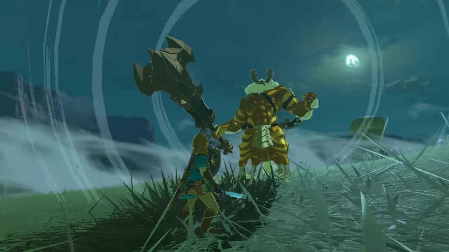 ゼルダの伝説 ブレス オブ ザ ワイルド 試練の覇者