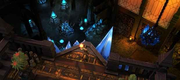 Tower Of Time is a splendid RPG