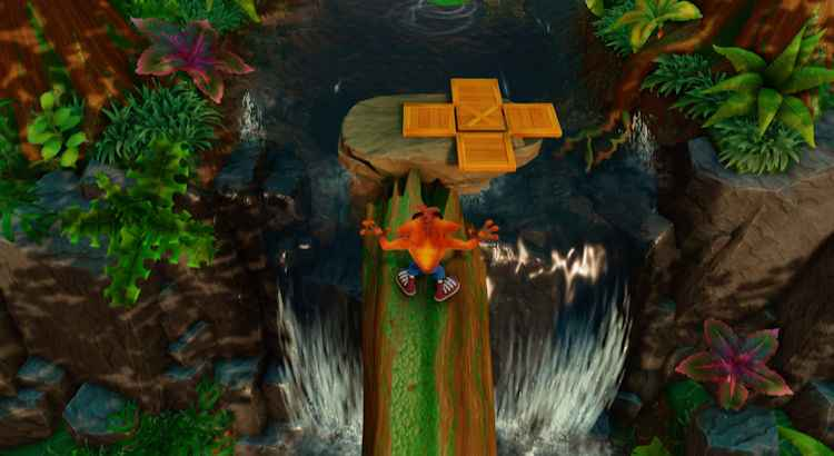 Crash Bandicoot N