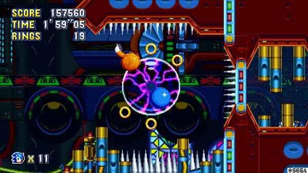 Sonic Mania】 review :: Game Reviews, Uncategorized - SocksCap64