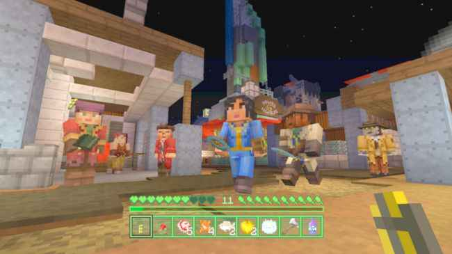 Minecraft Review A Big Beautiful Welcome Mat To The Front Door Of