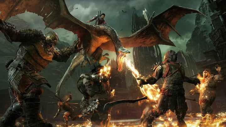 HERE'S EVERYTHING WE KNOW ABOUT 'MIDDLE-EARTH: SHADOW OF WAR'