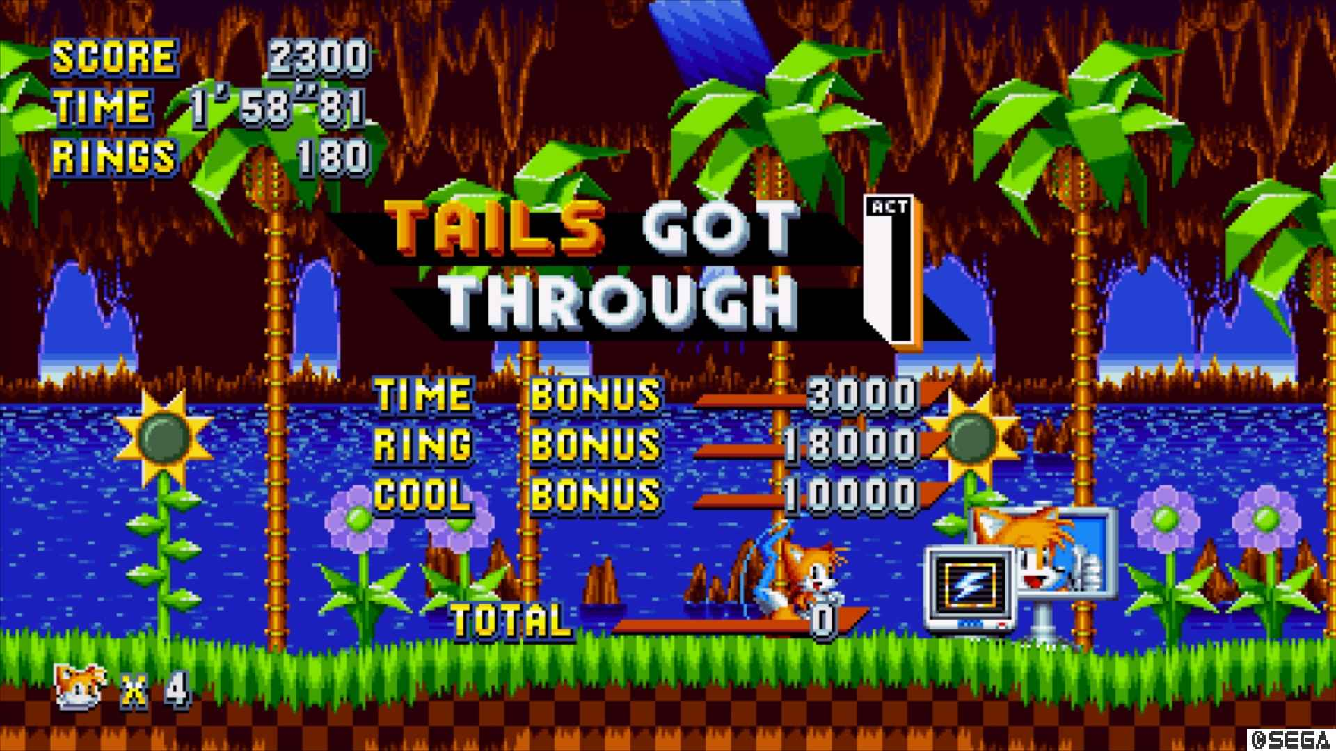 SONIC MANIA РЕЦЕНЗИЯ-FUN THINGS ARE FUN
