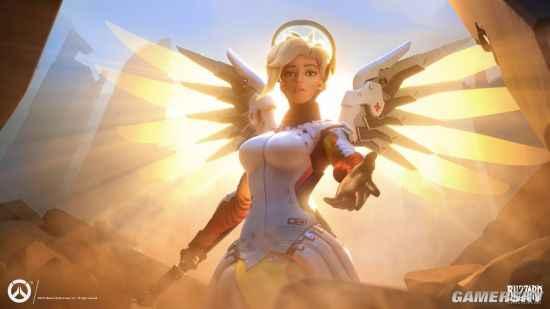 《守望先锋》新版本英雄改动:天使超级飞Bug修复 DJ超级跳遭削弱