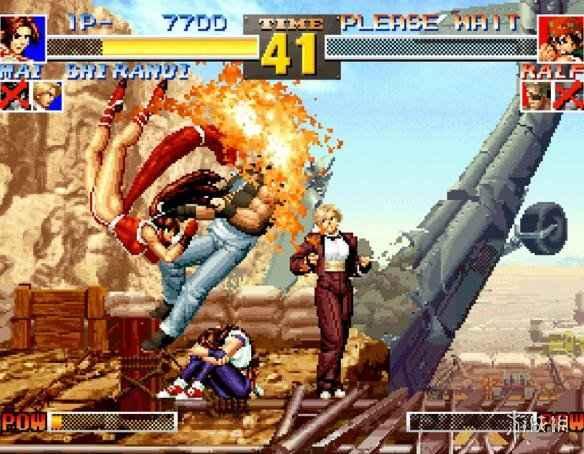 怀旧必下 任天堂switch版《拳皇95》今日开放下载!