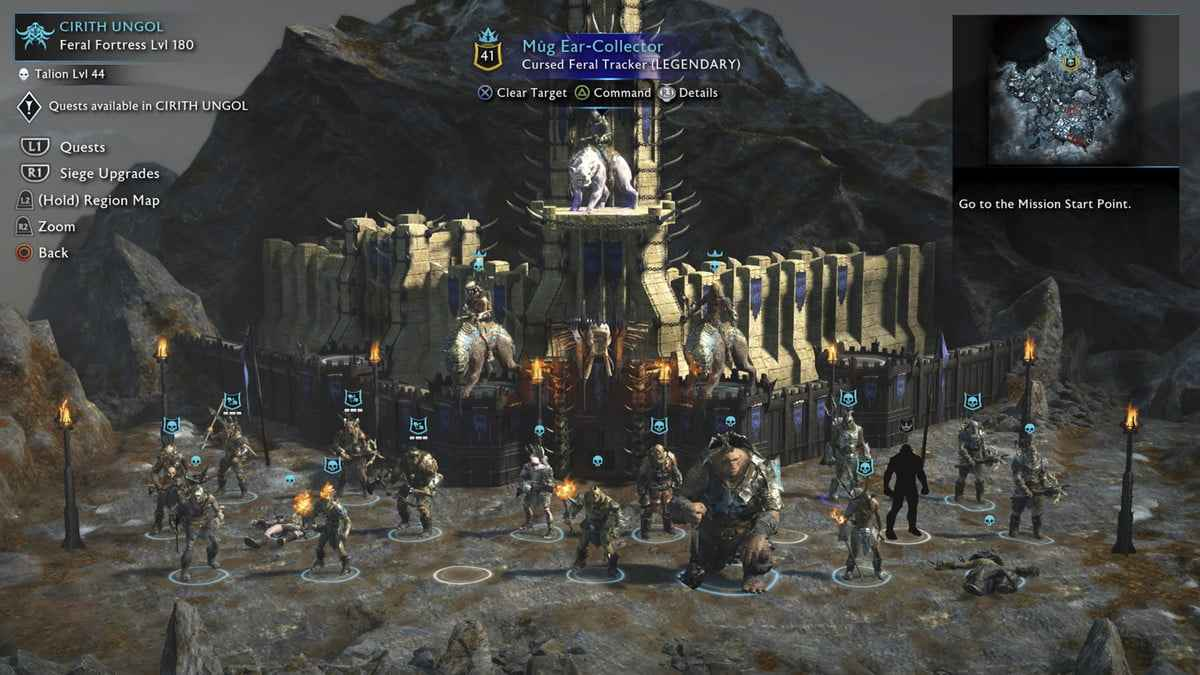 'MIDDLE-EARTH: SHADOW OF WAR' REVIEW