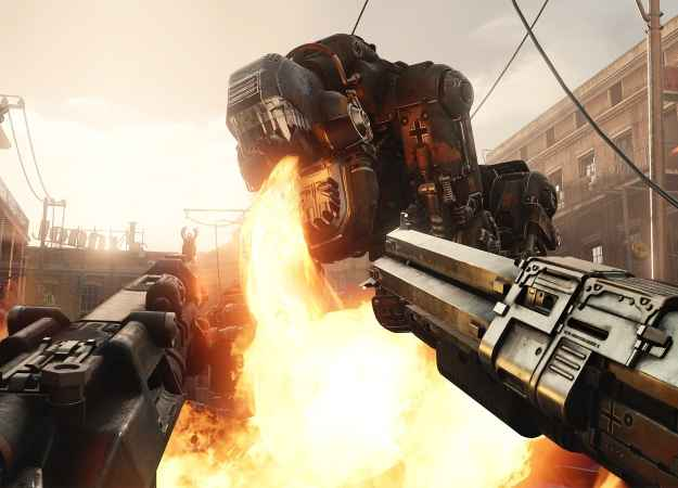 Что означает таймер в главном меню Wolfenstein 2: The New Colossus