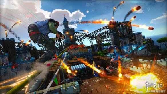 《落日超驰2》制作有望 但前提是有开发商愿意合作!
