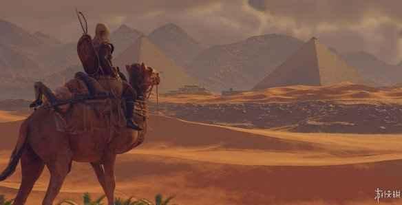 《刺客信條:起源》圖文評測:磅礴大氣的史詩之旅