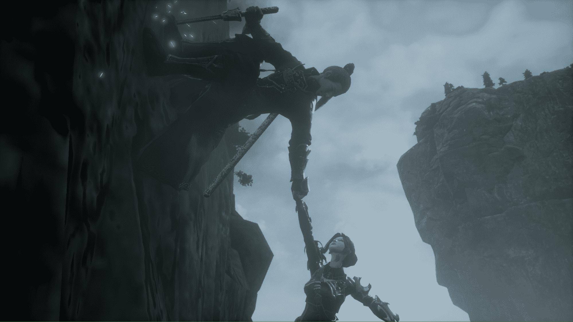 隠龍伝説:影の追跡 レビュー