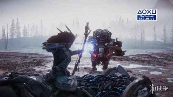 《地平線:黎明時分》發布冰塵雪野DLC實機演示預告