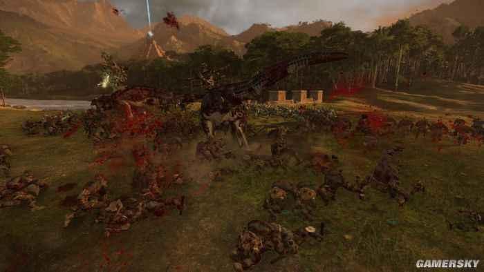 《战锤:全面战争2》评测9.0分 世界大战,血流成河