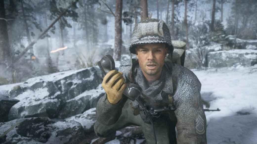 Рецензия на Call of Duty: WWII