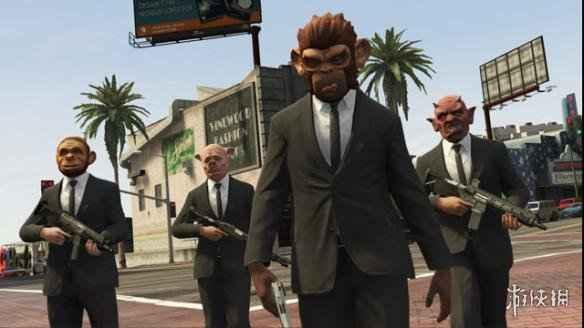 《侠盗猎车手5(GTA5)》销量已达8500万份 多人联机游戏居头功!