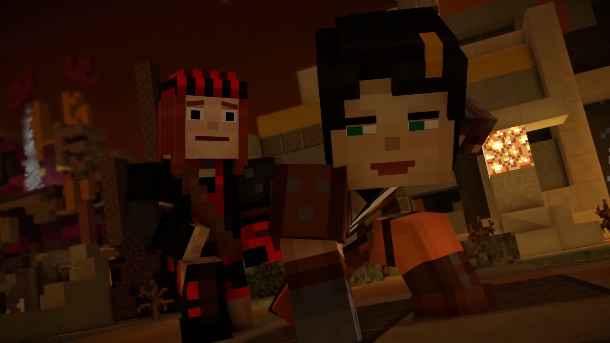 Minecraft: Story Mode – Season Two: Below The Bedrock
