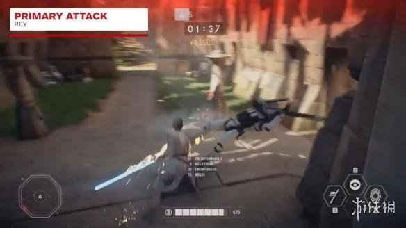《星球大战:前线2》首发14名英雄演示 凯洛伦在列!