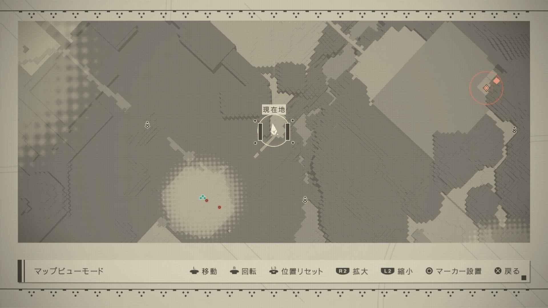 【レビュー】アンドロイド設定が活きる独特な世界観のオープンワールドARPG ニーアオートマタ