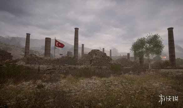 """《戰地1》新DLC""""力挽狂瀾""""兩個新地圖 大量截圖曝光"""