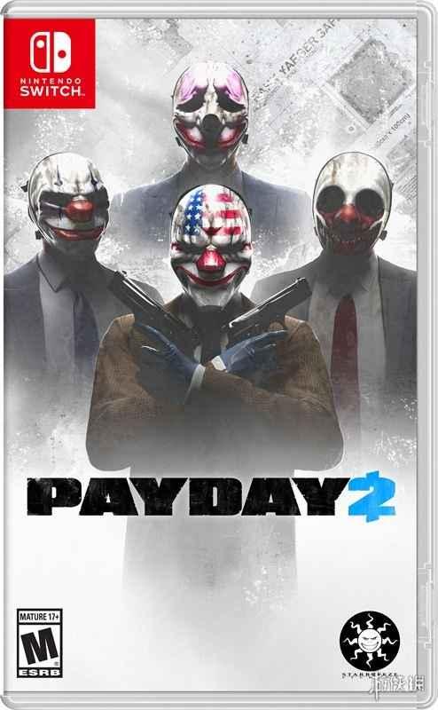 Switch版《收獲日2》發售日公布 全新的遊戲封面圖令人耳目壹新