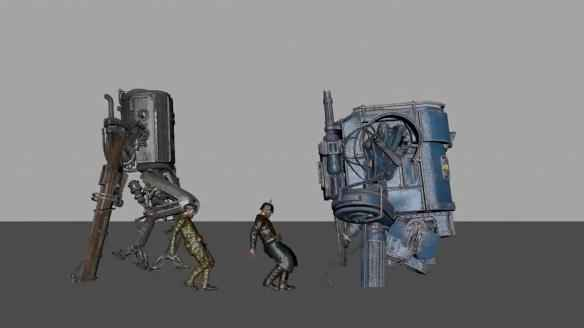 RTS新作《鋼鐵收割》幕後開發視頻 機甲竟然會跳舞!