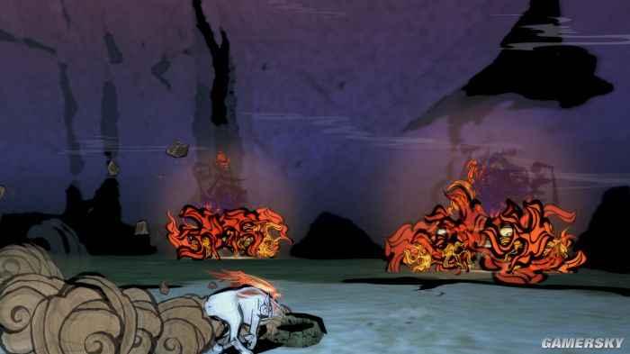 《大神:絕景版》評測9.3分 活著的水墨世界