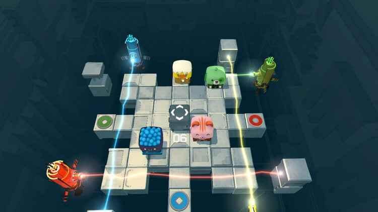 レビュー・評価 1人だけでは楽しめない友情破壊パズルゲーム