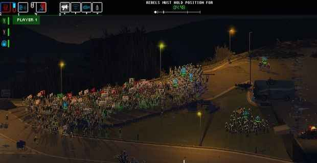 RIOT – Civil Unrest is a handsome but pointless RTS
