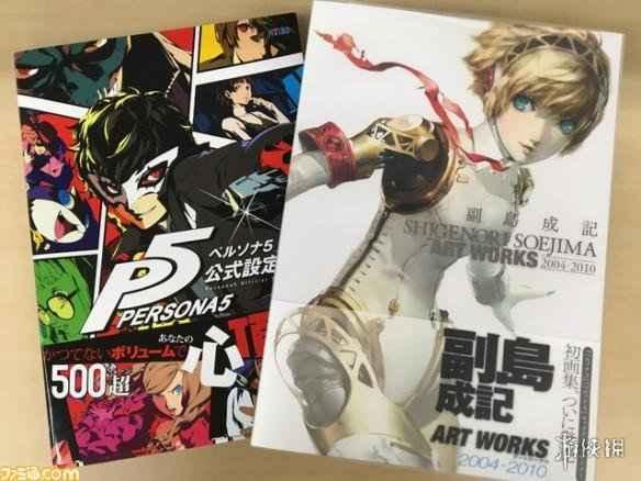《女神異聞錄5》角色設計師原創畫集第2彈即將發售!