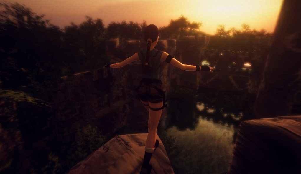 Не нравится Алисия Викандер в роли Лары Крофт? Тогда приглядитесь к ремейку Tomb Raider 3