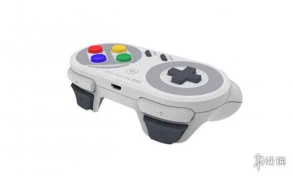 任天堂SNES复刻版无线手柄推出 袖珍易携带售价160