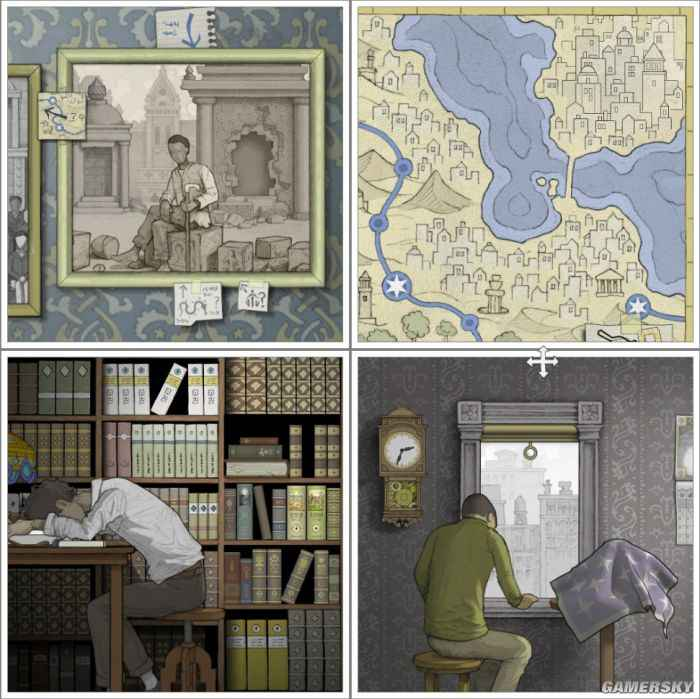 《画中世界》评测8.4分 一画一世界,一叶一菩提