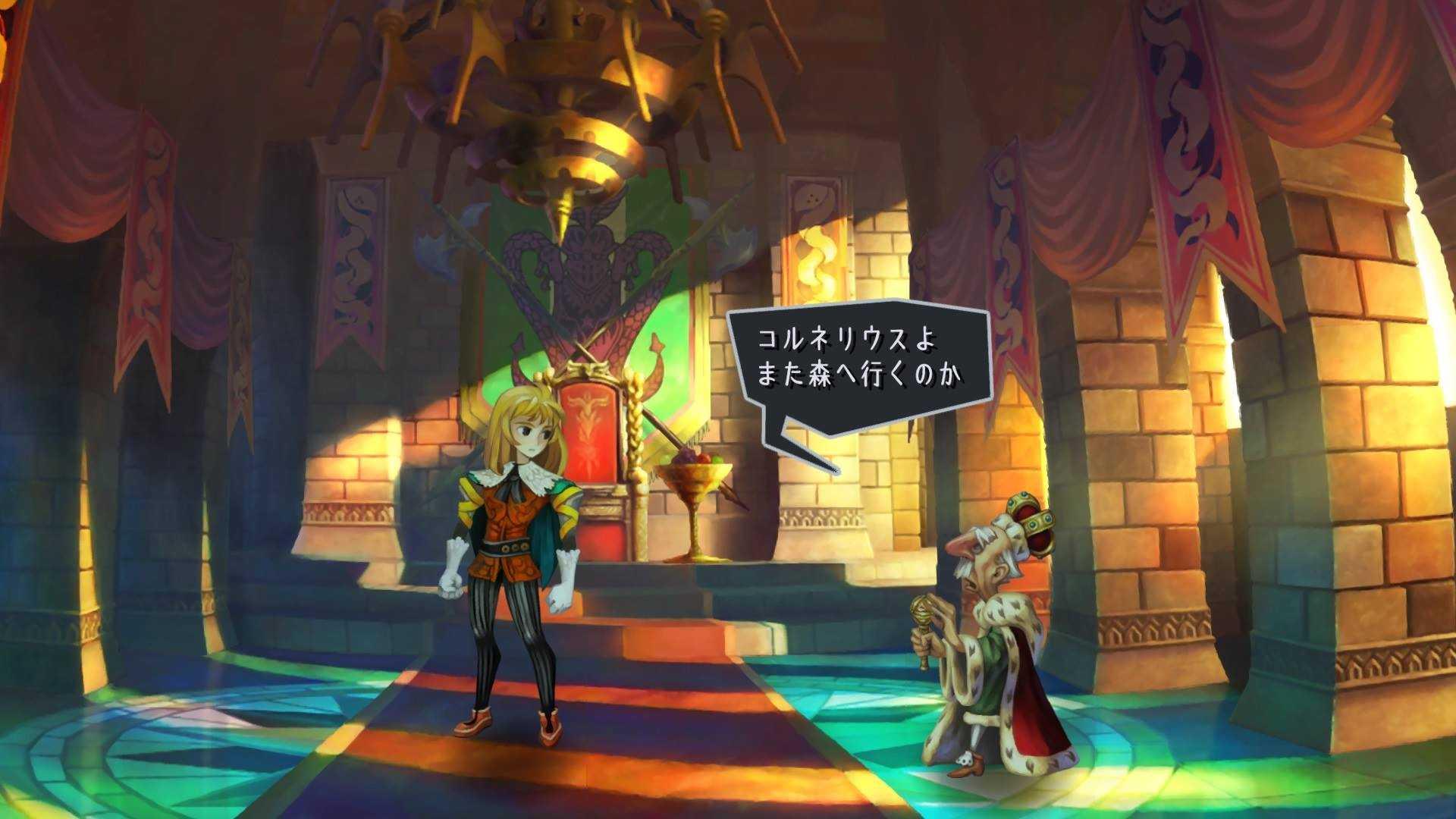 【レビュー】5人の主人公が紡ぐ戦闘とストーリーに特化した2DアクションRPG オーディンスフィア レイヴスラシル