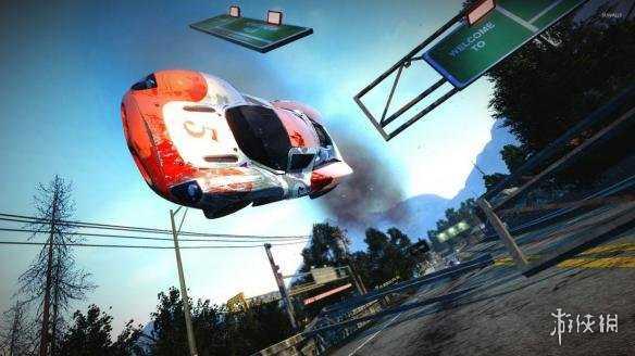 《火爆狂飙:天堂》重制版曝光!2018年3月登陆PS4和Xbox One