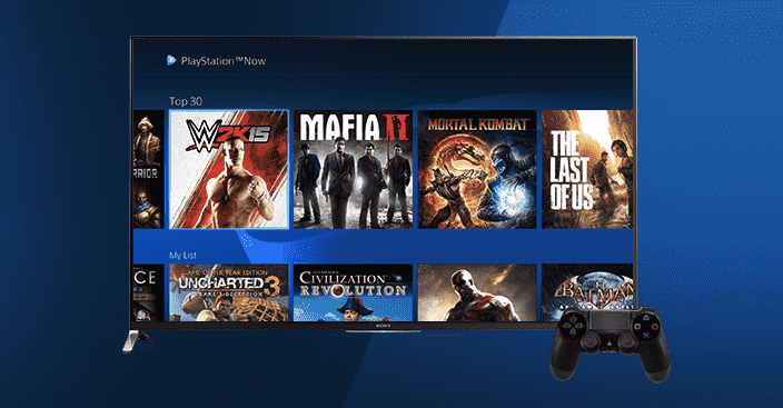 All The PlayStation Now Games (So Far)