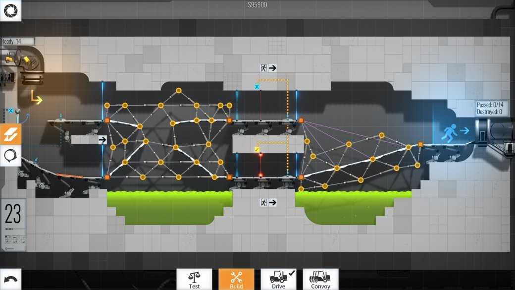 Рецензия на Bridge Constructor Portal