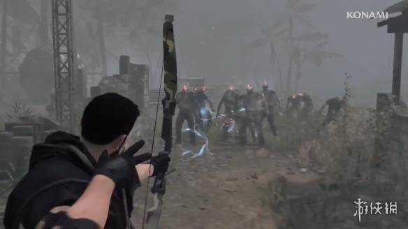 《合金装备:幸存》新演示 多种武器上演绝地求生!