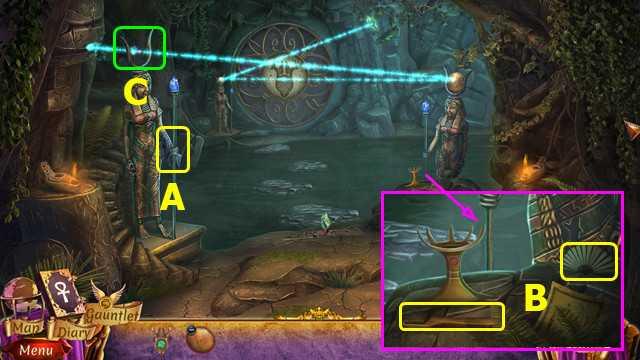 Demon Hunter 4: Riddles of Light Walkthrough