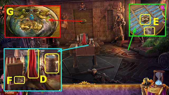 Demon Hunter 4: Riddles of Light Walkthrough