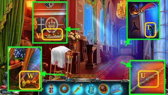 Royal Detective: The Princess Returns Walkthrough