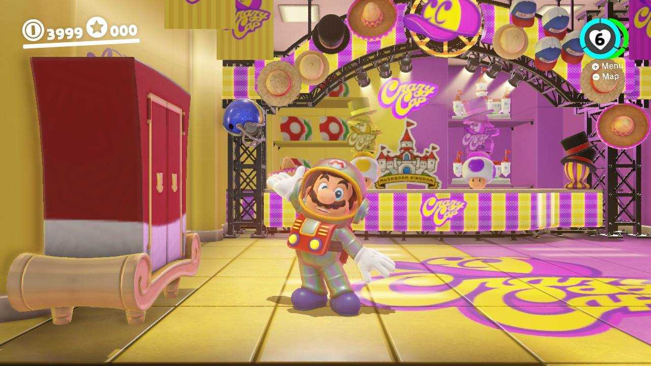 You Can Get New Super Mario Odyssey Costumes Now On Switch