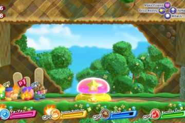 РЕЦЕНЗИЯ НА KIRBY STAR ALLIES
