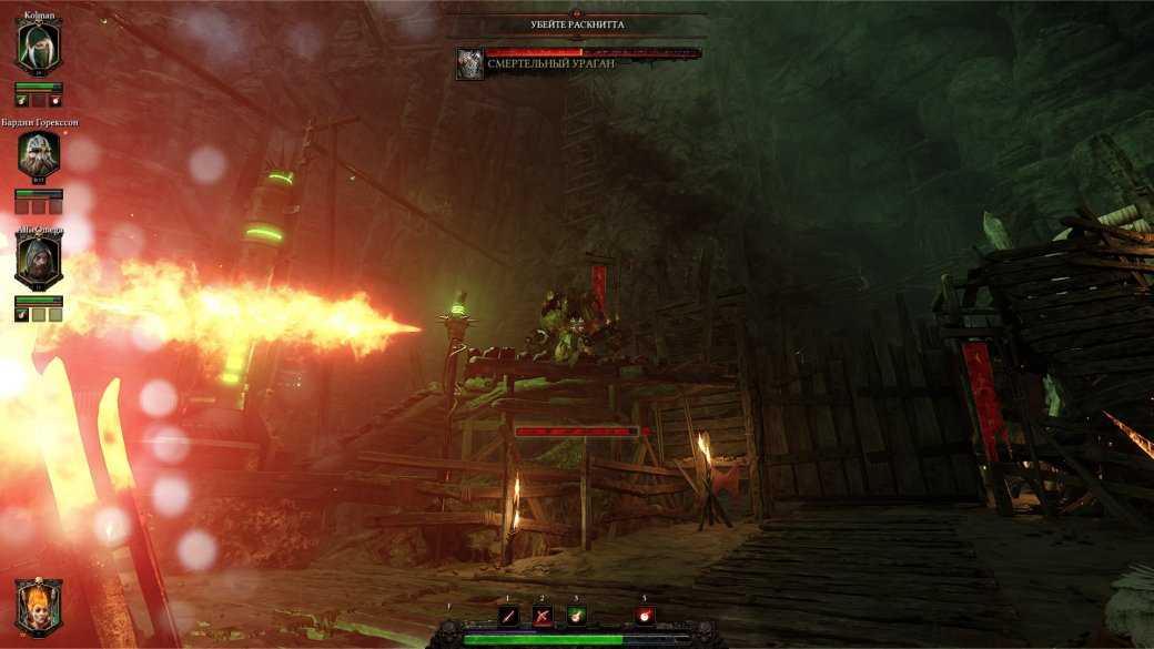 Рецензия на Warhammer: Vermintide 2